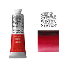 W & N,´Winton´ Ölfarbe 37ml Permanent Karmesin