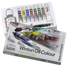 SALE Winsor & Newton ´Winton´ Painting-Set