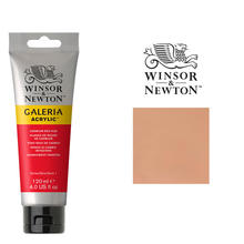 Winsor & Newton `Galeria� 120ml Pale Terracotta