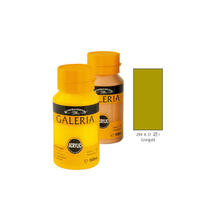 SALE Winsor & Newton Galeria 500ml Green Gold