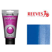 Reeves Acrylfarbe 75 ml, Kobaltblau