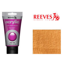 Reeves Acrylfarbe 75 ml, Gold