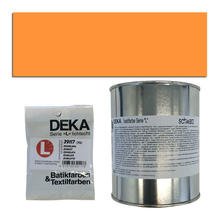 DEKA-Textilfarbe Serie L, 500g, Orange