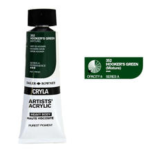 Cryla Acrylfarben, 75ml, Hooker's Green