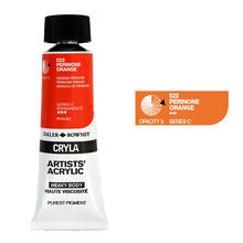 Cryla Acrylfarben, 75ml, Perinone Orange