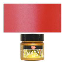NEU Viva Decor Maya Gold 50 ml, Feuerrot
