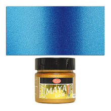 Viva Decor Maya Gold 45 ml, Blau