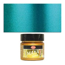 NEU Viva Decor Maya Gold 50 ml, T�rkis