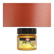 NEU Viva Decor Maya Gold 50 ml, Kupfer