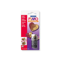 SALE Fimo Metallic-Pulver Gold, 10g