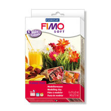 NEU Fimo Soft Material Pack Warm Colors