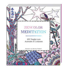 Buch Zencolor Meditation