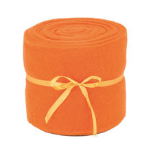 Filzband 2 mm, 5 x 150 cm, orange