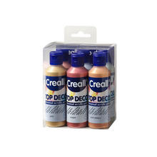 Creall Hobby-Acrylfarbe Metallic-Set 6x80ml