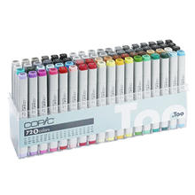 NEU COPIC Classic Marker 72er Set  B