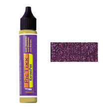 PicTixx GlitterPen, 29ml, Fuchsia