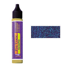 PicTixx GlitterPen, 29ml, Blau