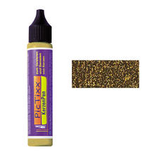 PicTixx GlitterPen, 29ml, Gold