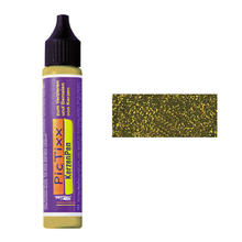 PicTixx GlitterPen, 29ml, Gelb