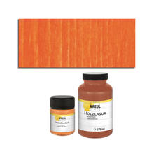 Hobby Line Holz-Lasurfarbe 275ml Orange