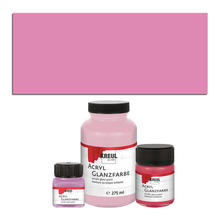 Kreul Acryl Glanzfarbe 275ml Rose