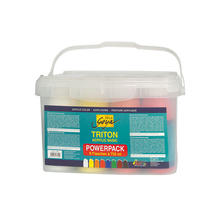 SoloGoya TRITON AcrylicBasic POWERPACK,8x750ml