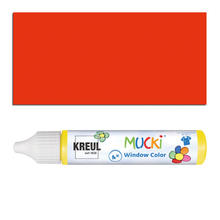 Mucki Windowcolor-Pen 29ml Rot