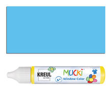 Mucki Windowcolor-Pen 29ml Hellblau