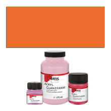 Hobby Line Acryl-Glanzlack, 50ml, Orange