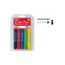 SALE MUCKI Color Pen 5er Set Fasermaler