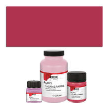 Hobby Line Acryl-Glanzlack, 20ml, Bordeaux