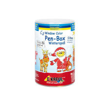 SALE C2 Window Color Pen Box Winterspa�