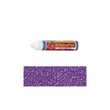 SALE C2 Window-Pen 29ml, Sparkle-Violett