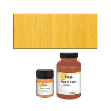 Hobby Line Holz-Lasurfarbe 50ml Gold