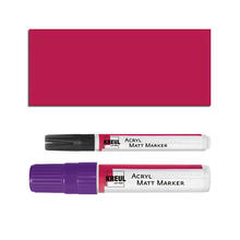 Kreul Acryl Marker Matt Medium 2-4mm Magenta