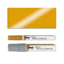 Kreul Acryl Marker Metallic  XXL 15mm Gold