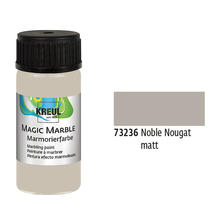 Magic Marble, Noble Nougat matt, 20ml