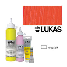 Lukas Cryl Studio, 75ml, Tagesleucht Signalrot