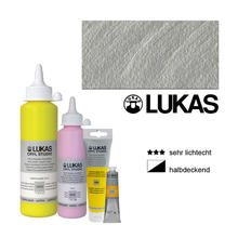 Lukas Cryl Studio, 250ml, Silberbronze