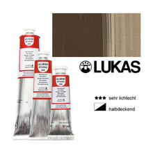 Lukas Studio Ölmalfarbe 75ml Umbra natur