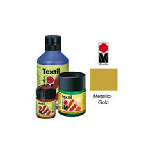 Marabu Textil 15 ml Metallic-Gold PREISHIT