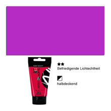 Artist Acryl, Tube 75 ml, Purpurmagenta