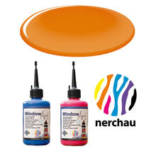 Nerchau Window Art, 80 ml, Orange PREISHIT