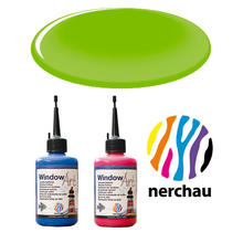 Nerchau Window Art, 80 ml, Hellgrün PREISHIT