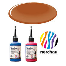Nerchau Window Art, 80 ml, Terracotta PREISHIT