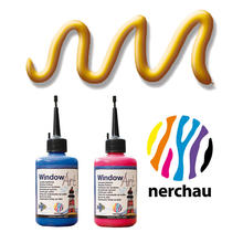 Nerchau Window Art, 80 ml, Konturen-Gold PREISHIT