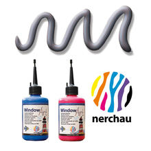 Nerchau Window Art, 80 ml, Konturen-Bleifarbe