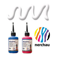 Nerchau Window Art, 80 ml, Konturen-Weiß PREISHIT