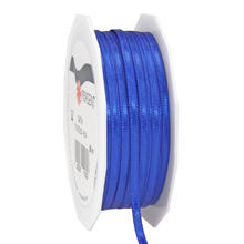 NEU Satinband, 3mm x 50m, royalblau