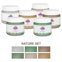 Paint It Easy All-Round-Farbe Set Nature, 6x 250ml